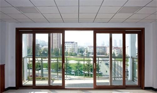 铝合金材质门窗质量