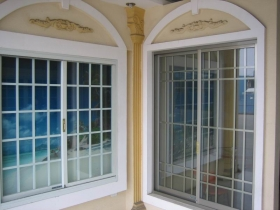 铝门窗安装技巧
