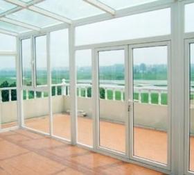 平凉铝合金门窗安装