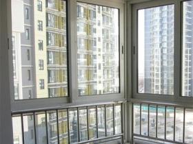 天水铝合金门窗产品特点