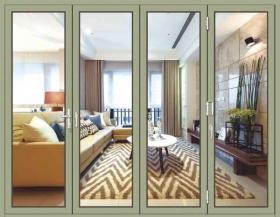 铝合金门窗材质