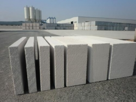 白银加气砖