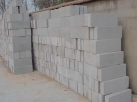 加气混凝土空心砌块