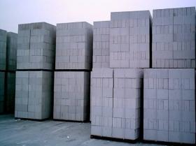 混凝土加气砌块